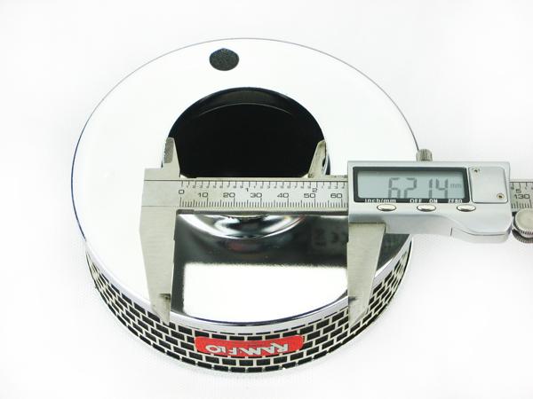 Ram-Flo Neck Diameter Listing