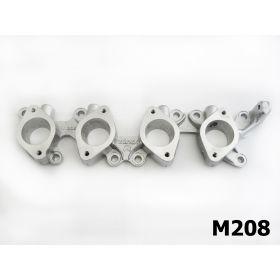 Family II GM engine (Vauxhall, Opel) - 2 x Weber DCOE Manifold