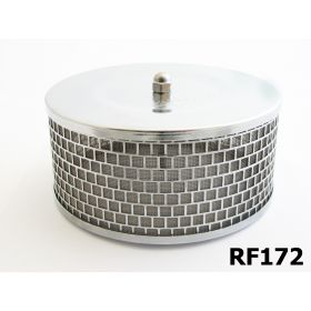 Ram-Flo Flame Arrestor - Holley 2 & 4 Barrel