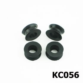 Rubber Buffers for Side-draft Soft Mounts