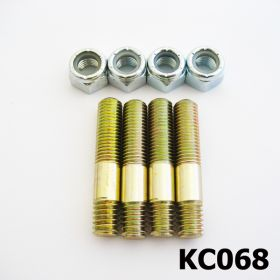 "Manifold studs 5/16 x 1 5/8"" long (for Lynx soft mounts)"