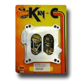 Ford XC, XD, XE V8 4 barrel - Holley 4 barrel Adaptor