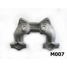 "Mini & Sprite 850-1275 - 1 x DCOE Weber ""Swan Neck"""" Manifold"
