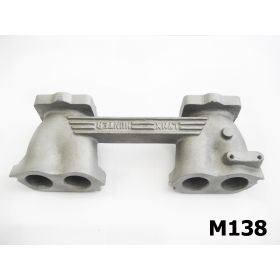 "Hillman Hunter Iron Head - 2 x SU 1/2"" Manifold"""
