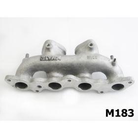 Mazda 323 (Ford Laser) - 1 x DCOE Weber Manifold