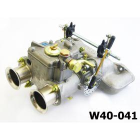 Datsun 1000 1200 Weber 40 DCOE Conversion