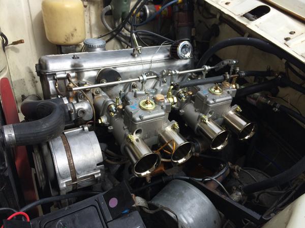 Twin 45 DCOE