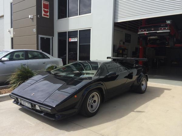 Lamborghini Countach QV5000