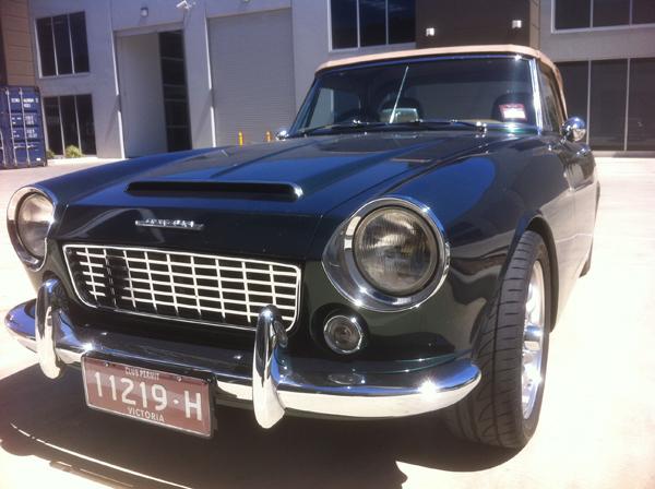 1969 Datsun