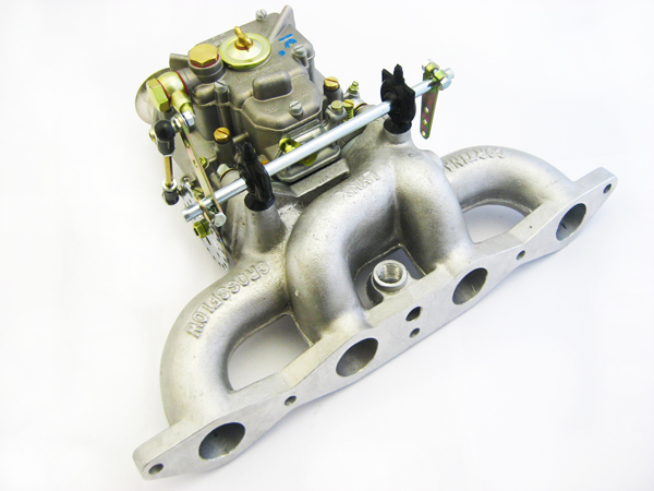 Conversion Kits with New Manifold