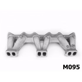 Holden 6 Cyl Red - 3 x Weber DCOE Manifold (Short)