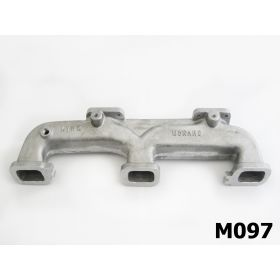 "Holden 6 Cyl Red - 2 x SU 1 3/4"" Manifold"""
