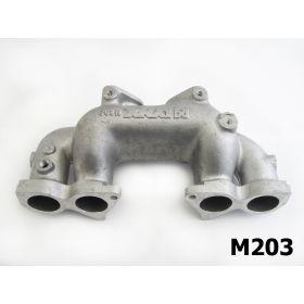 Volvo B20 122 144 P1800 - 1 x Weber DCOE Crossover Manifold