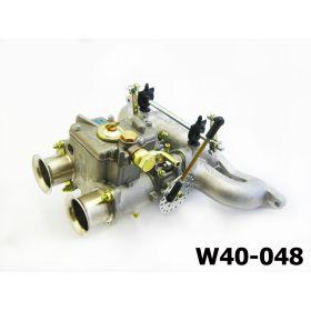Ford 1600 Kent Crossflow Weber 40 DCOE Conversion