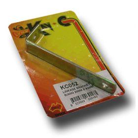 Linkage bracket 20mm x 83mm