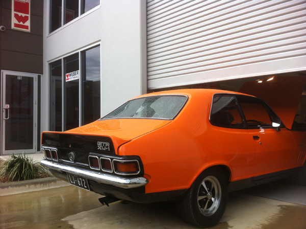 Another Torana